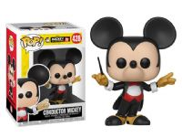 Pop! Disney 429 Mickey the True Original 90th Anniversary: Conductor Mickey
